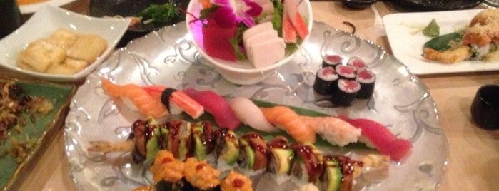 Sushi Oishii is one of Locais curtidos por Jonas.