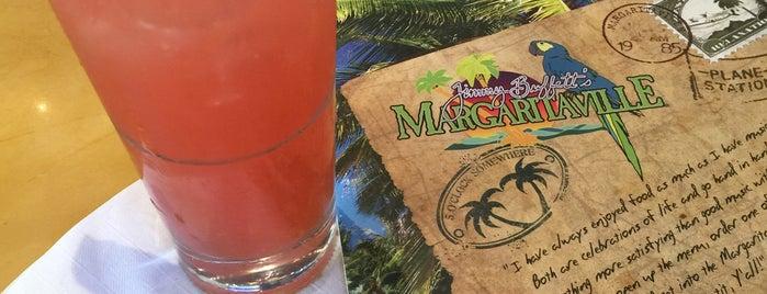 Jimmy Buffett's Margaritaville is one of Chris 님이 좋아한 장소.