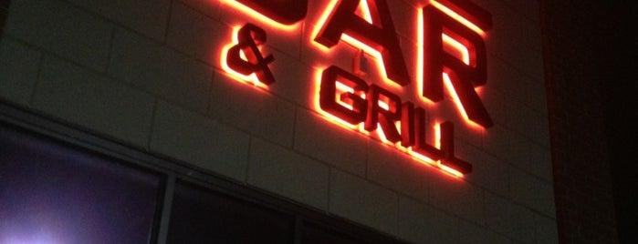 Fire Bar is one of Locais curtidos por Marcia.