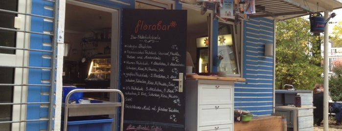 Florabar is one of Best of Düsseldorf.