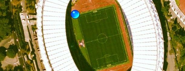 Stadio Olimpico is one of Roma.
