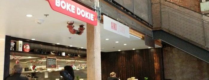 Boke Dokie is one of Buckman stuff.