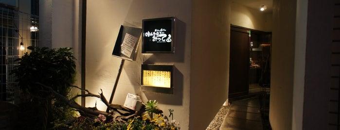 喰わせ屋 みつてる is one of 多摩地区お気に入りカフェ&レストラン.