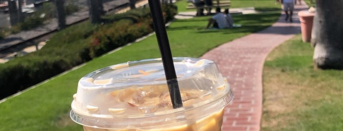 Bear Coast Coffee is one of san clemente.