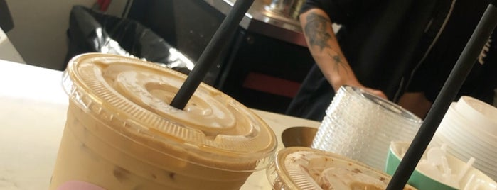 Coffee Dose is one of Ray's Liked Places.