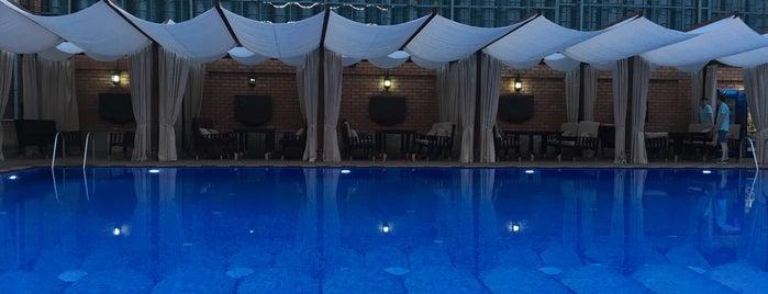 Hotel Ichan Qala is one of Oteller.
