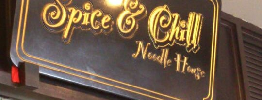 Spice & Chill Noodle House is one of Food & Beverage.