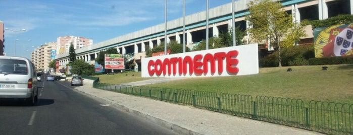 Continente is one of Lugares favoritos de Katia.