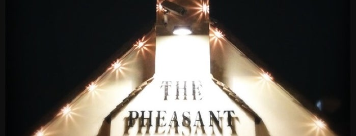 The Pheasant Restaurant and Inn is one of Tempat yang Disukai Aisha.