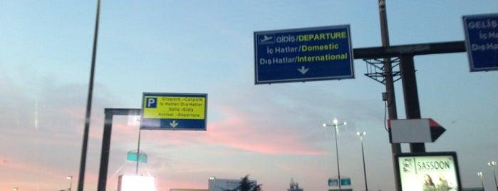 İstanbul Atatürk Havalimanı (ISL) is one of Istanbul: A week in the Pearl of Bosphorus.