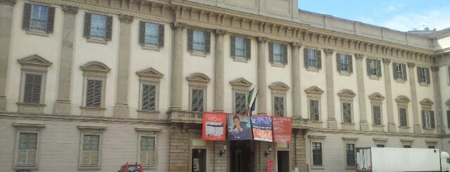 Palazzo Reale is one of Milano City Guide.