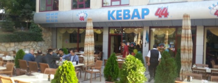 Kebap 44 is one of Gurme Ankara.