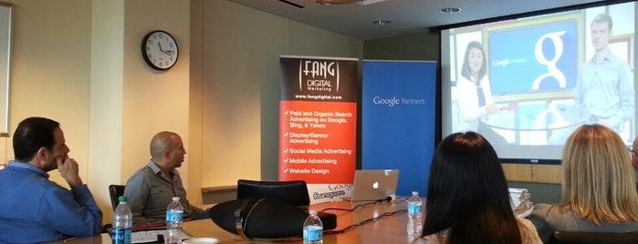 Fang Digital Marketing is one of Orte, die Jeff gefallen.