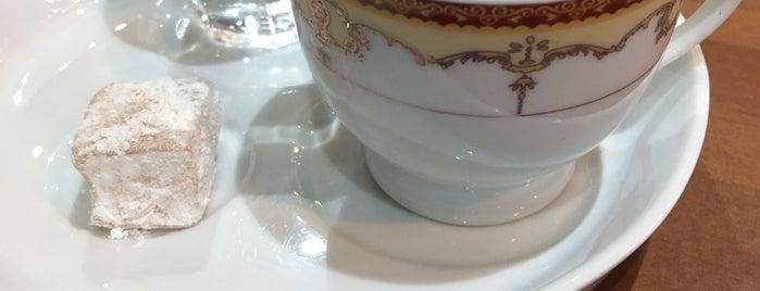 Cafe Neria is one of gidilip gorulesi mekanlar.