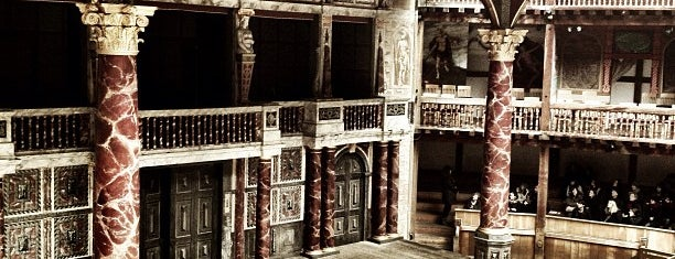 Shakespeare's Globe Theatre is one of My London Trip!.