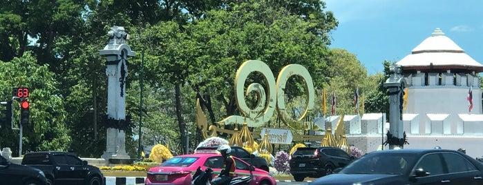 Phan Fa Lilat Square is one of Tulip 님이 저장한 장소.