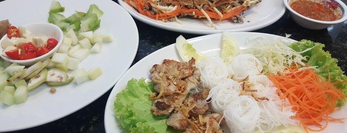 แหนมเนือง is one of Top Taste.