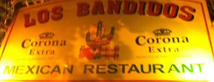 Los Bandidos is one of CYPRUS.