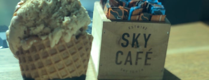 Sky Café is one of Auckland.
