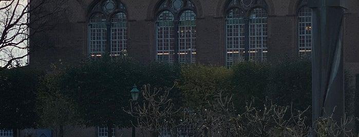 Danish Jewish Museum is one of kopenhagen.