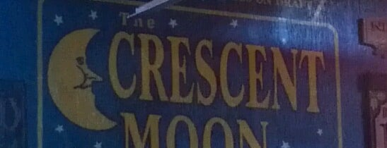 Crescent Moon Ale House is one of America's 100 Best Beer Bars - Draft Magazine 2014.