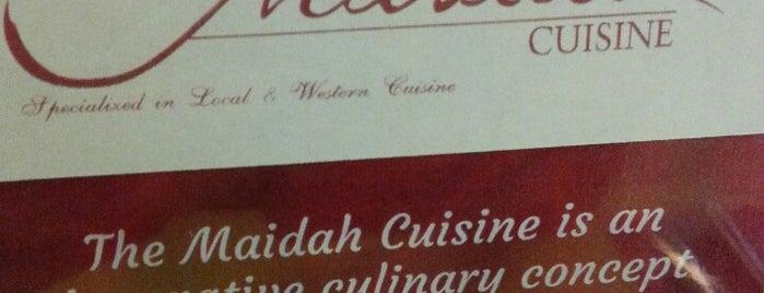 Maidah Cuisine is one of Makan2.