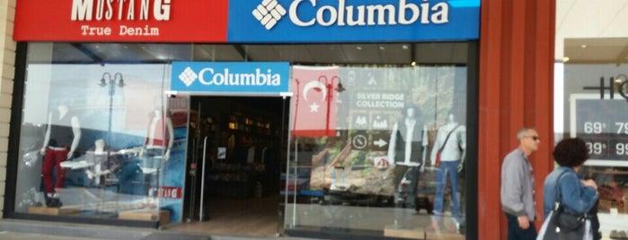 COLUMBİA is one of Locais curtidos por 🌜🌟hakan🌟🌛.