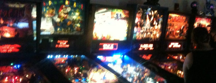 Arcade Odyssey is one of Pinball Destinations.
