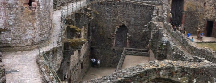 Conwy Castle is one of Part 1 - Attractions in Great Britain.