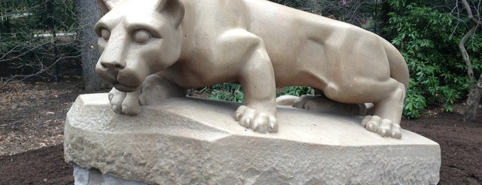 The Pennsylvania State University is one of Big Ten Tour.