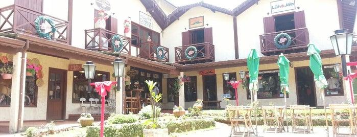 Galeria Vila Europa is one of Monte Verde.