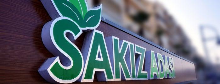 Sakız Adası Coffee & Shop is one of İzmir.