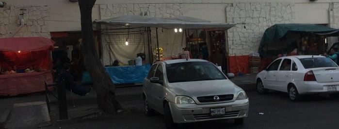 Mercado Leandro Valle is one of Orte, die Kri gefallen.