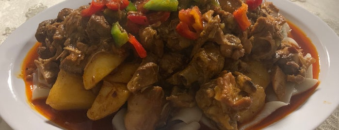 Silk Road Uyghur Cuisine is one of Ericさんのお気に入りスポット.