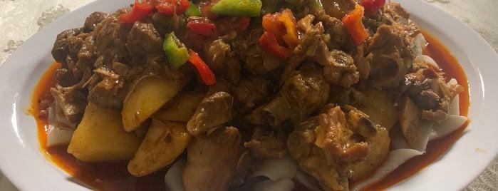 Silk Road Uyghur Cuisine is one of Eric'in Beğendiği Mekanlar.