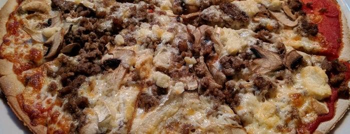 Messié Pizza Sin Gluten is one of Posti che sono piaciuti a Danny.