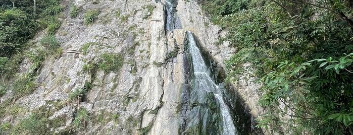 Thác Bạc Tam Đảo is one of du lịch - lịch sử.