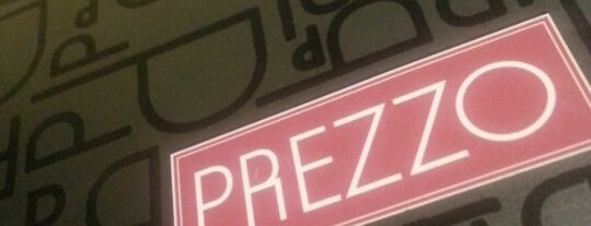 Prezzo is one of Posti che sono piaciuti a Will.