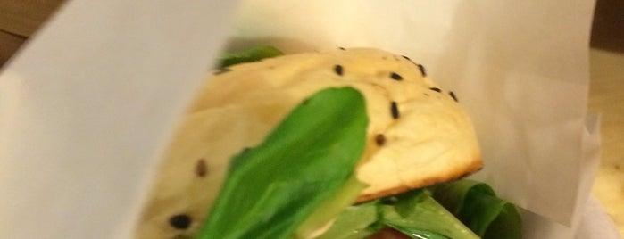 Shiso Burger is one of Eva : понравившиеся места.