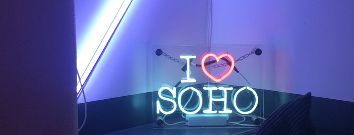 Lights of Soho is one of London 2016.