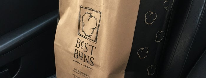 Best Buns Bakery & Cafe is one of DC Suburbs.