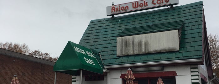 Asian Wok Cafe is one of DC Restaurants.