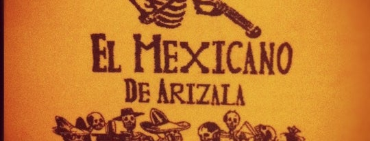 El Mexicano de Arizala is one of Restaurantes ya probados:).
