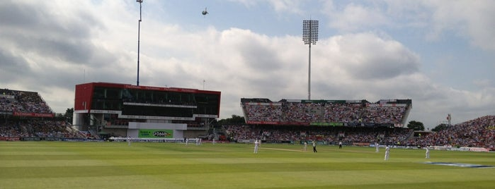 Emirates Old Trafford is one of UK.