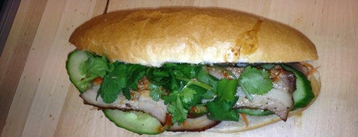 Bánh Mì Hội-An Vietnamese Street Food in London is one of Food.