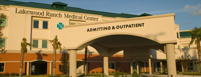 Lakewood Ranch Medical Center is one of business.