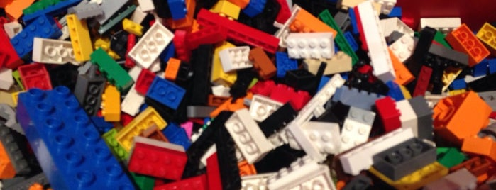 LEGOLAND Discovery Center Atlanta is one of Summer Fun For The Family.