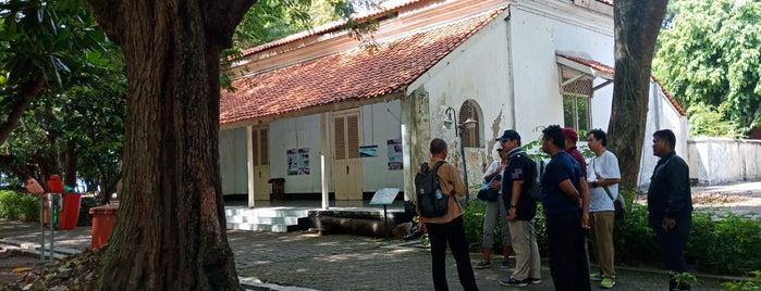 Museum Taman Arkeologi Pulau Onrust is one of Wisata Pulau di Kepulauan Seribu.