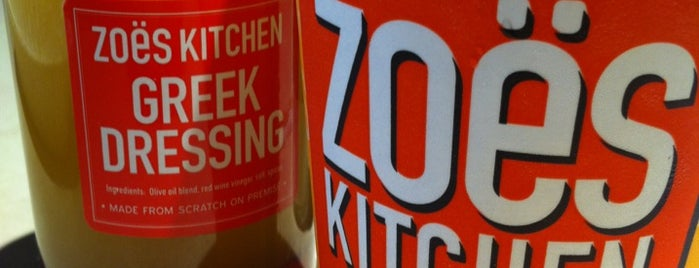 Zoës Kitchen is one of Tulsa.