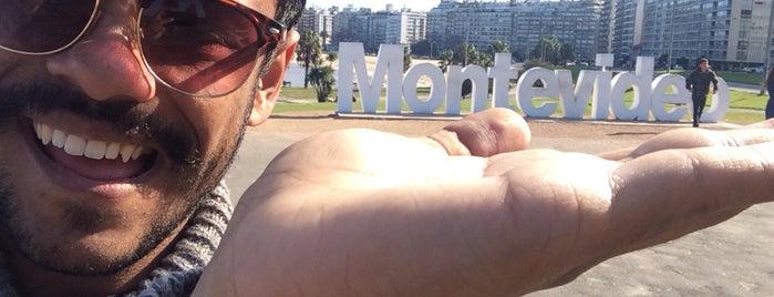 Letrero Montevideo is one of Uruguay.